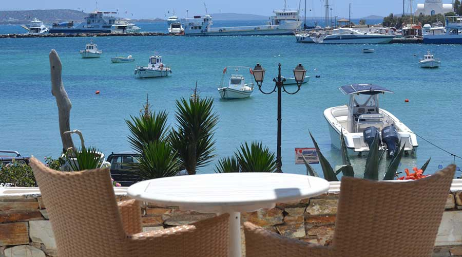 Artemis Hotel in Antiparos | Oliaros Tours in Antiparos