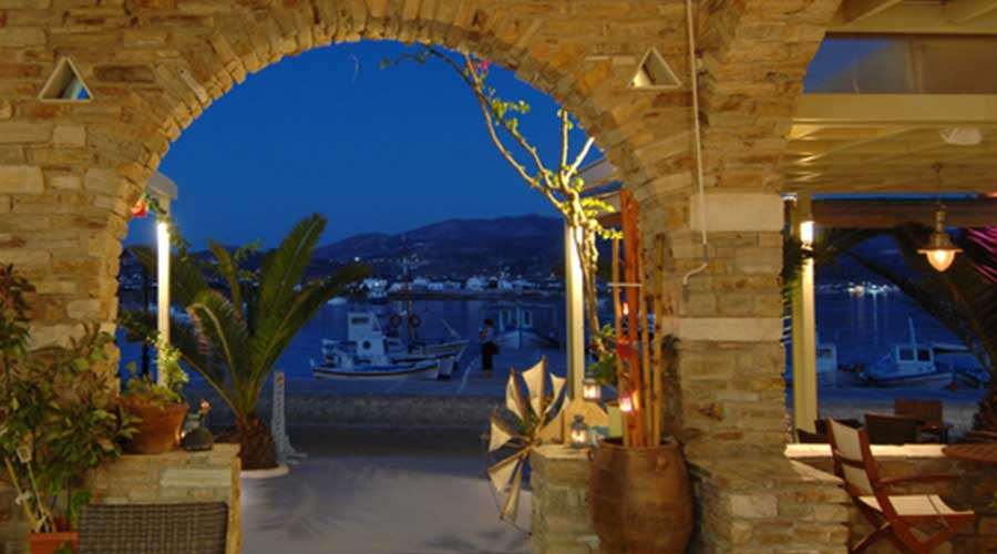 Mantalena Hotel in Antiparos | Oliaros Tours in Antiparos