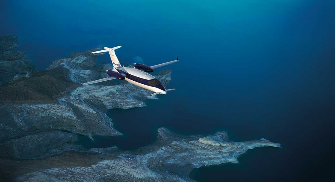 Rent an air taxi | Oliaros Tours