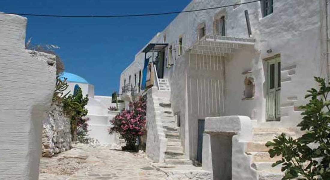 About Antiparos | Oliaros Tours