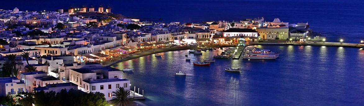Mykonos One Day Cruises | Oliaros Tours